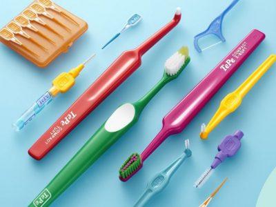 TEPE brushes